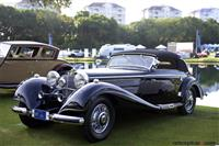 1937 Mercedes-Benz 540K