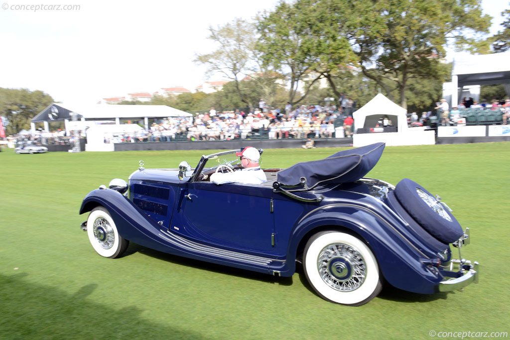Auction Results And Sales Data For 1938 Mercedes Benz Type
