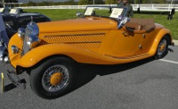 1939 Mercedes-Benz 290 image.