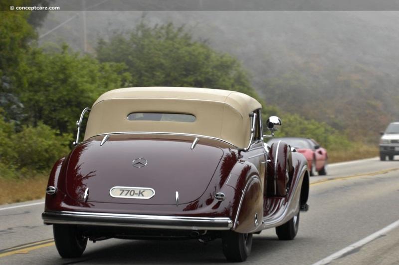 1939 Mercedes-Benz 770 K Cabriolet B Image. Photo 16 of 30