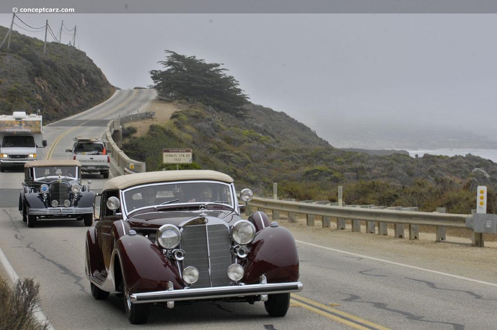 1939 Mercedes-Benz 770 K Cabriolet B Image. Photo 7 of 30