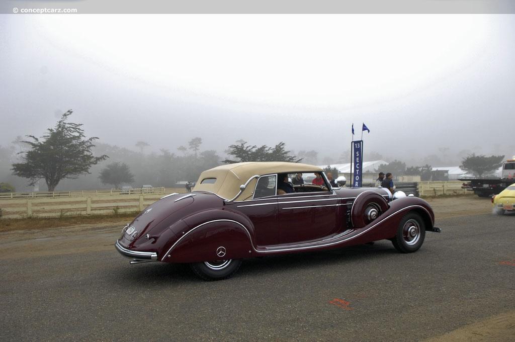 1939 Mercedes-Benz 770 K Cabriolet B Image. Photo 29 of 30