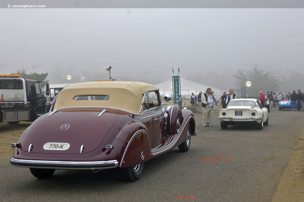 1939 Mercedes-Benz 770 K Cabriolet B Image. Photo 15 of 30