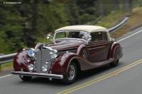 1939 Mercedes-Benz 770 K Cabriolet B image.