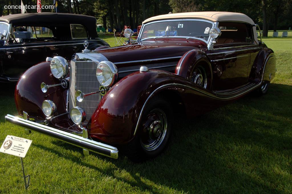 1939 Mercedes-Benz 770 K Cabriolet B Image. Photo 28 of 30