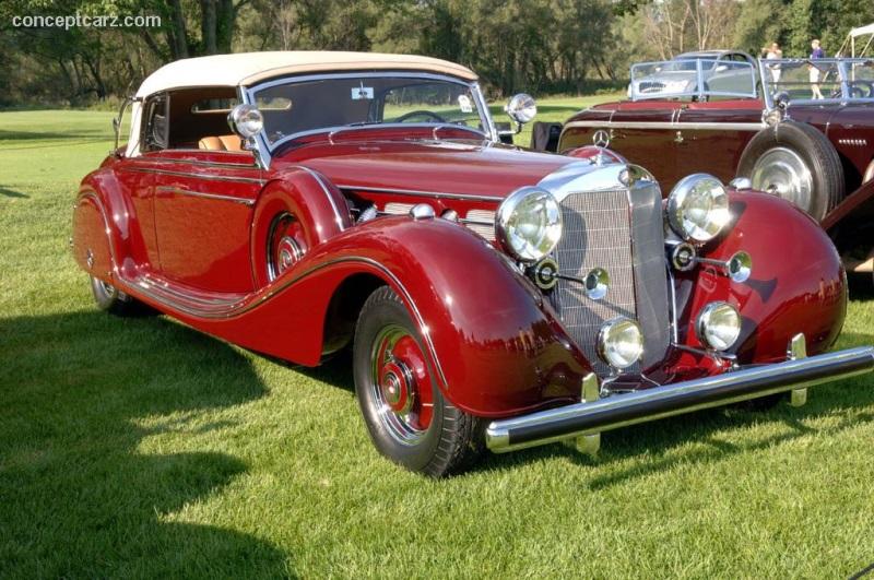 1939 Mercedes-Benz 770 K Cabriolet B Image. Photo 30 of 30