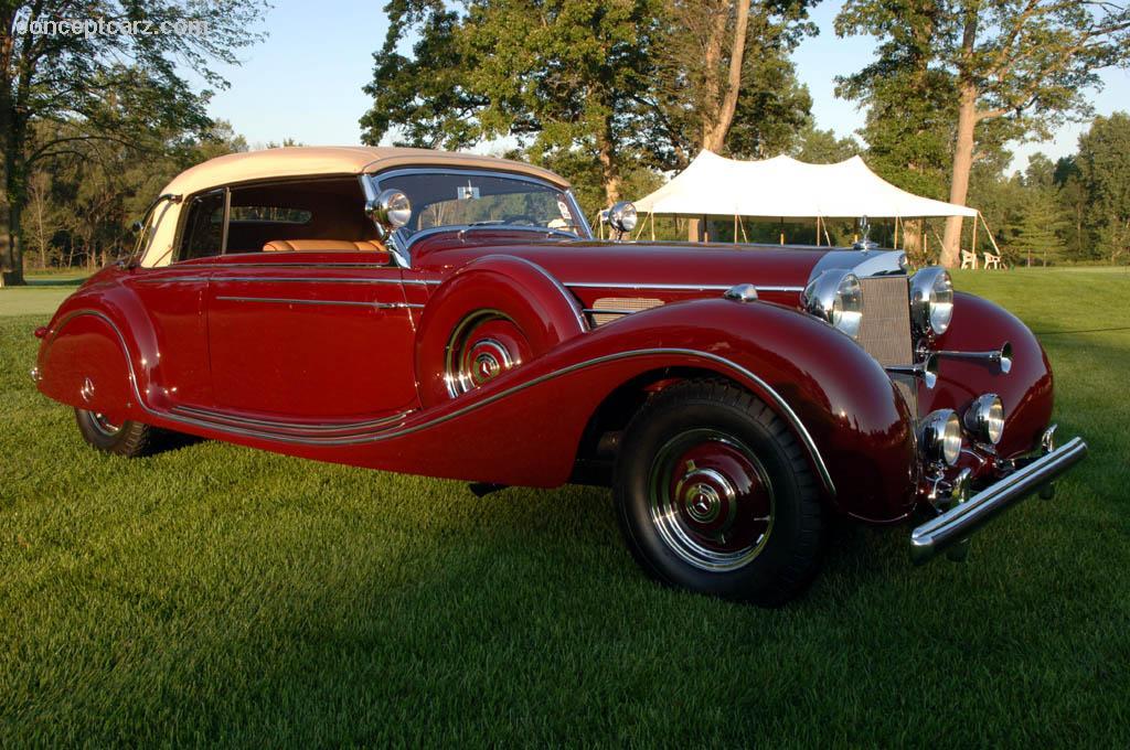 1939 Mercedes-Benz 770 K Cabriolet B Image. Photo 21 of 30