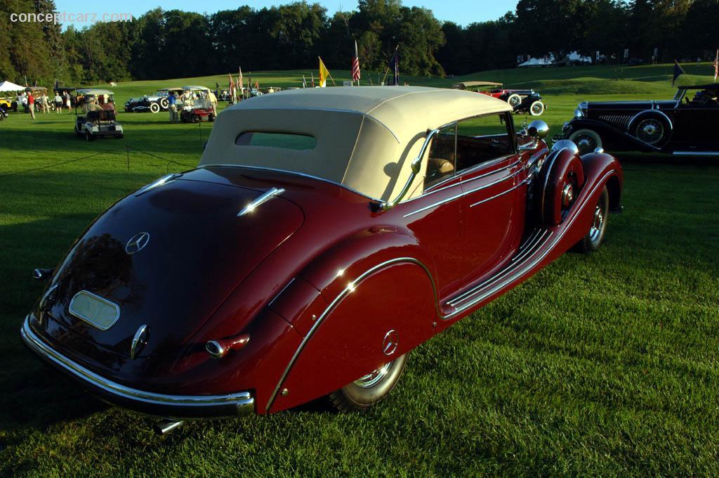 1939 Mercedes-Benz 770 K Cabriolet B Image. Photo 27 of 30