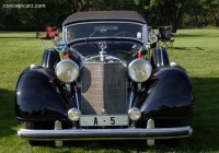 1940 Mercedes-Benz 770 W150 image.