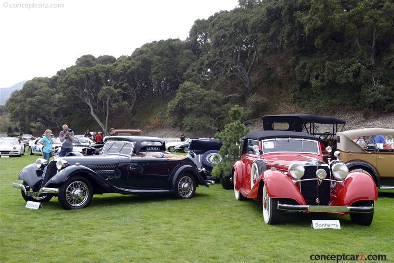 1941 Mercedes-Benz 540K