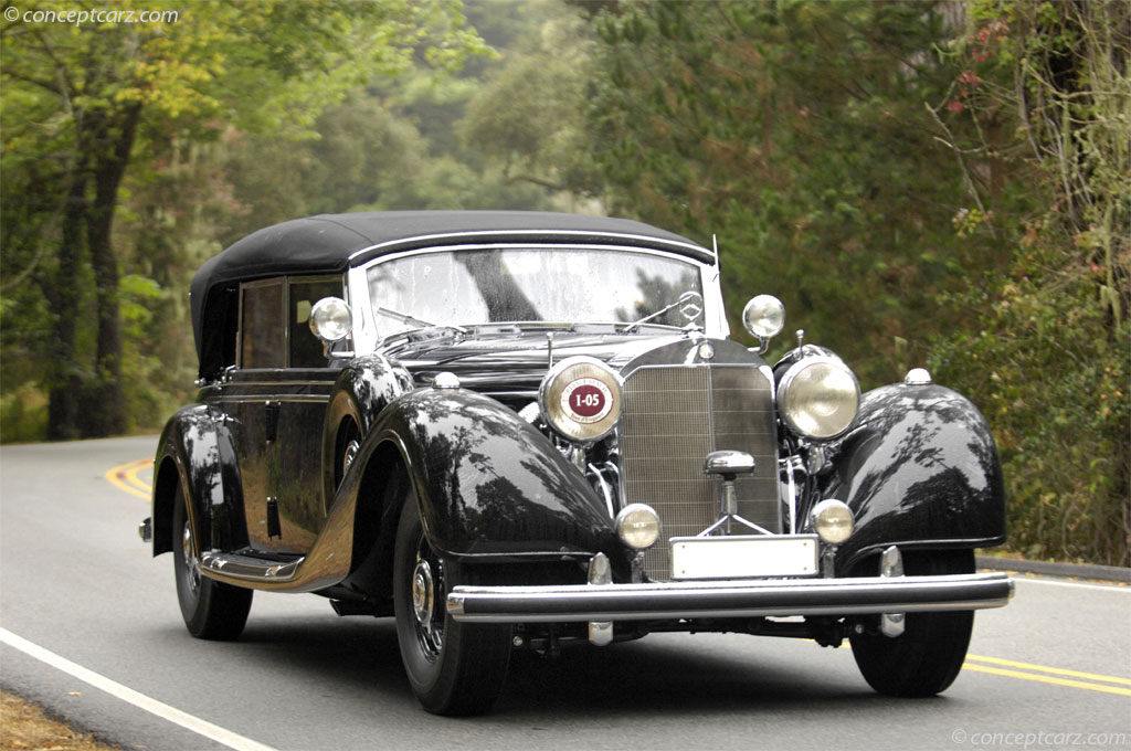 1941 mercedes benz 770 w150 history pictures sales value for Mercedes benz 770 for sale
