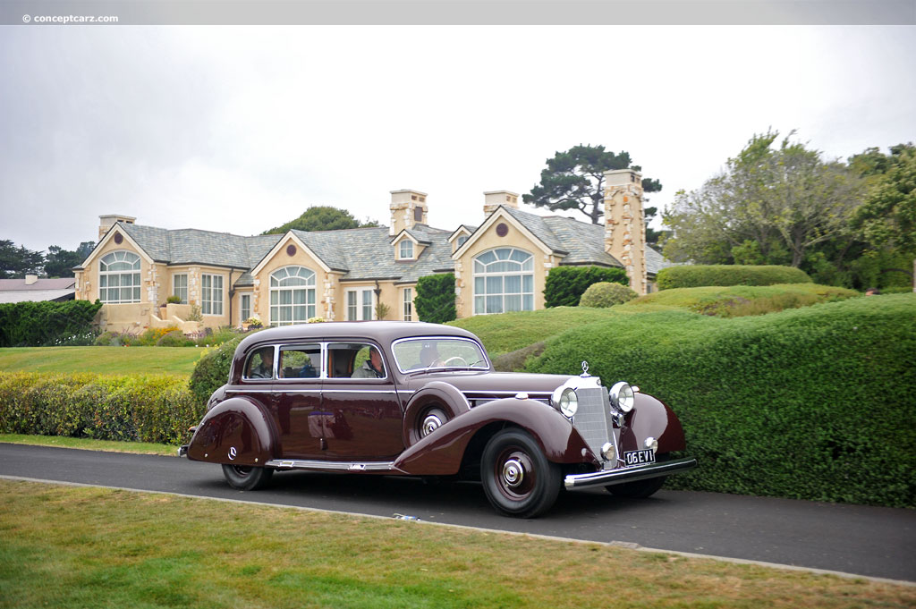 Toyota Of Pullman >> 1943 Mercedes-Benz 770K History, Pictures, Sales Value, Research and News