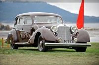 1943 Mercedes-Benz 770K.  Chassis number 150006/0030