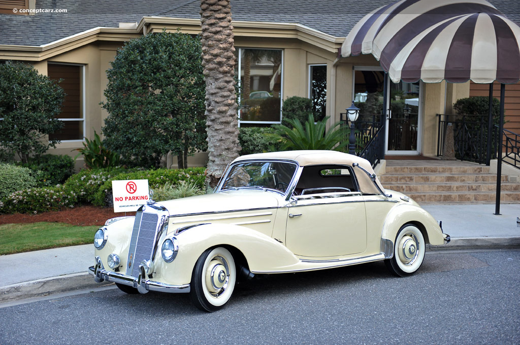 1952 mercedes benz 220 image for 1953 mercedes benz 220 sedan for sale