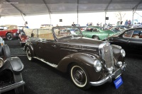 1952 Mercedes-Benz 220.  Chassis number 220.187.0130707052