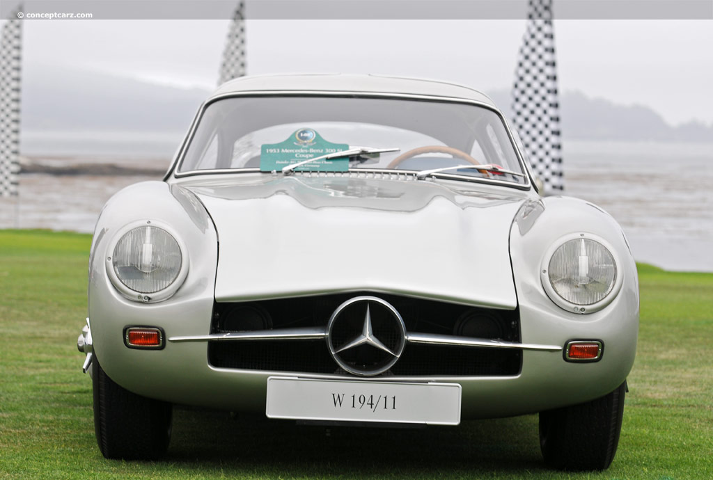 1953 mercedes benz 300 sl pictures history value for 1953 mercedes benz