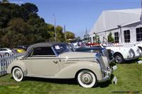 1953 Mercedes-Benz 220 Series.  Chassis number 187012.03483/53