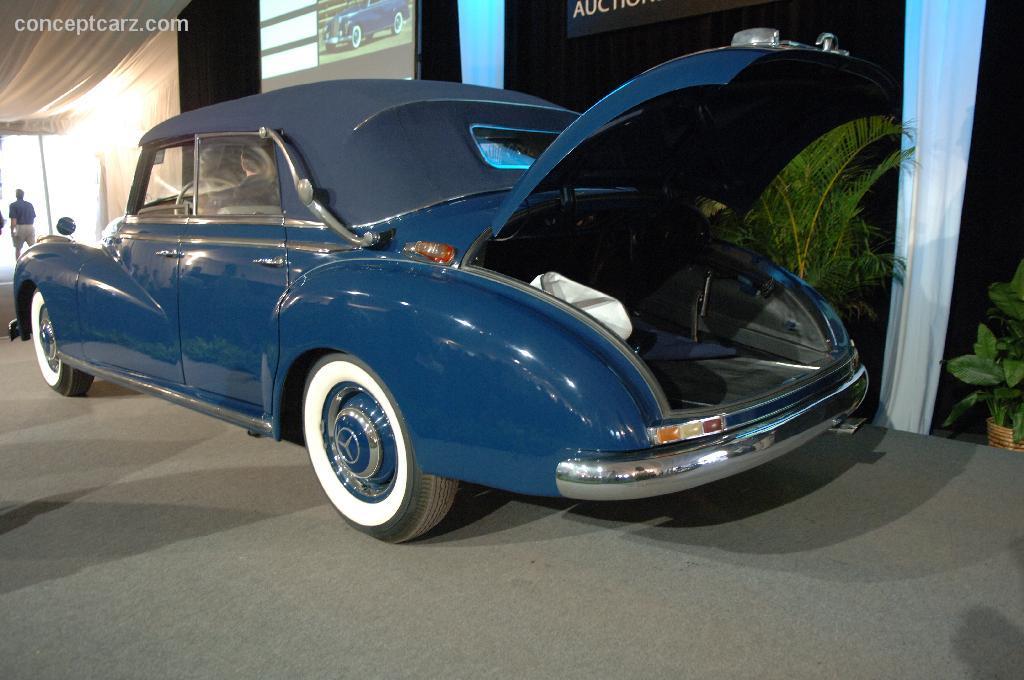 1953 Mercedes-Benz 300 D thumbnail image