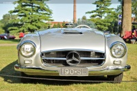 Popular 1954 190SL Prototype Wallpaper