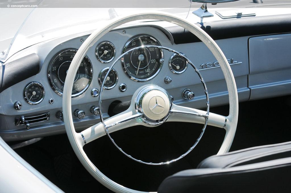 1954 Mercedes-Benz 190SL Prototype