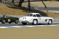 1954 Mercedes-Benz 300 SL.  Chassis number 19804045000 or 45 00018