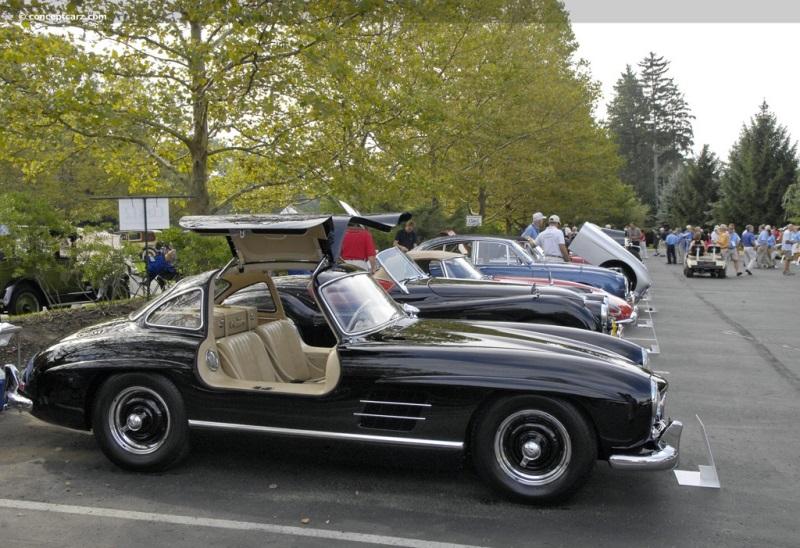 1954 Mercedes-Benz 300 SL