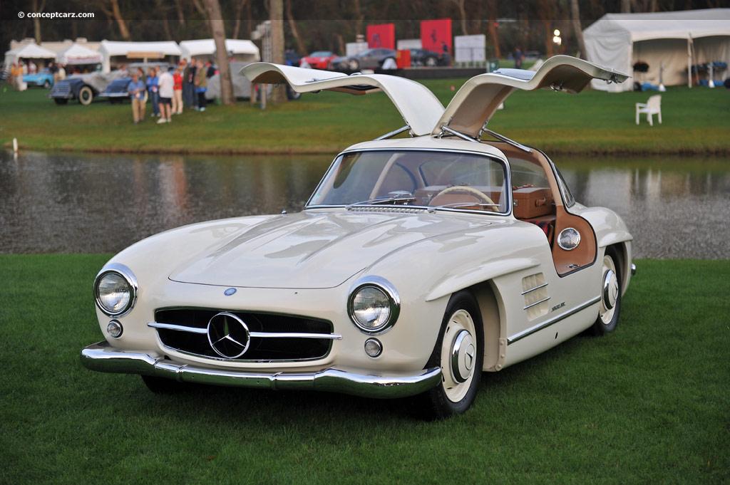 1955 Mercedes Benz 300 Sl Gullwing Image