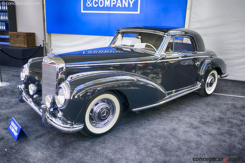 Auction results and sales data for 1955 mercedes benz 300 sb for Sb mercedes benz