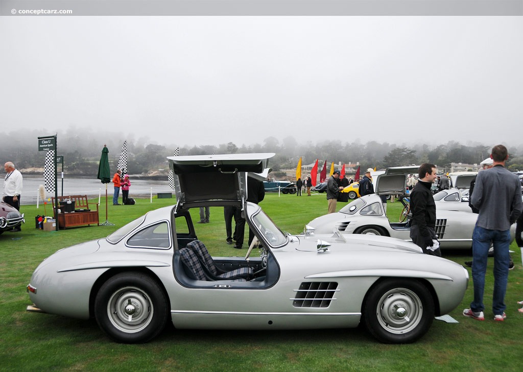 1955 Mercedes Benz 300 Sl Gullwing Image Photo 148 Of 300