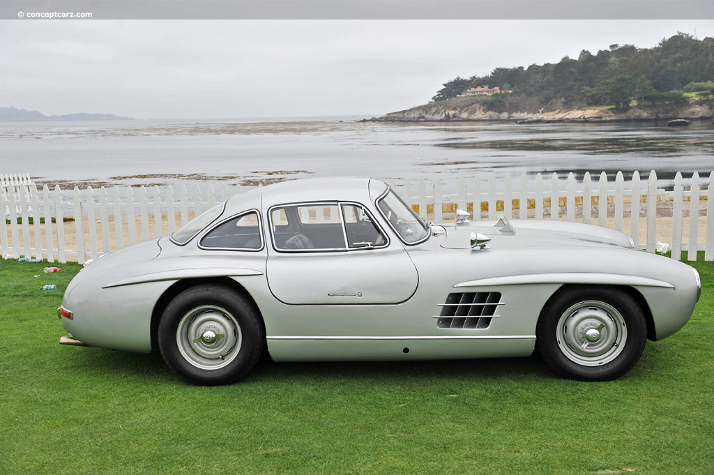 1955 Mercedes-Benz 300 SL Gullwing Image. Photo 147 of 301