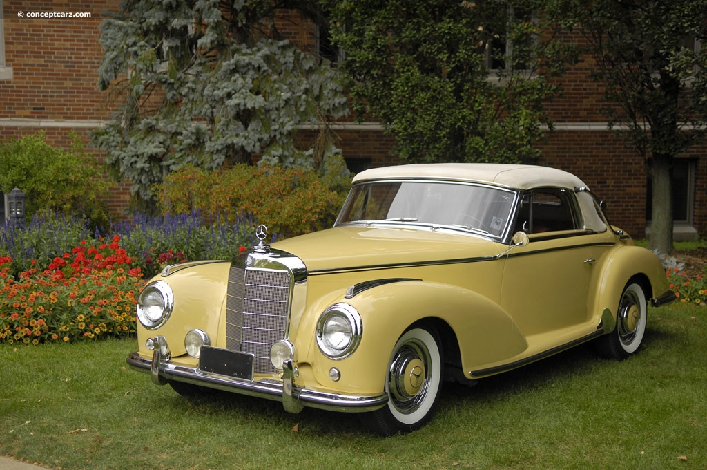 1955 mercedes benz 300 s pictures history value for 1955 mercedes benz