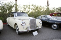 1955 Mercedes-Benz 300b.  Chassis number 1860145500138