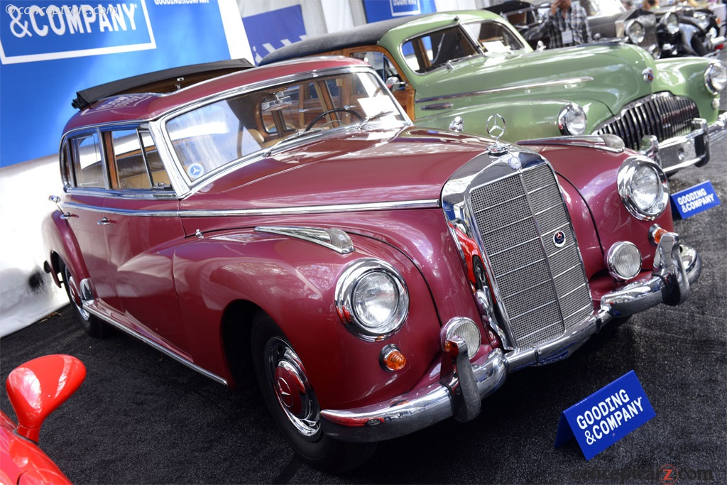 1956 Mercedes-Benz 300C Series