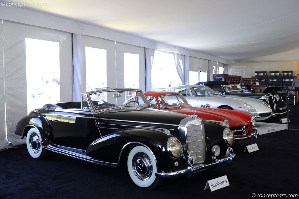 1956 Mercedes-Benz 300 SC