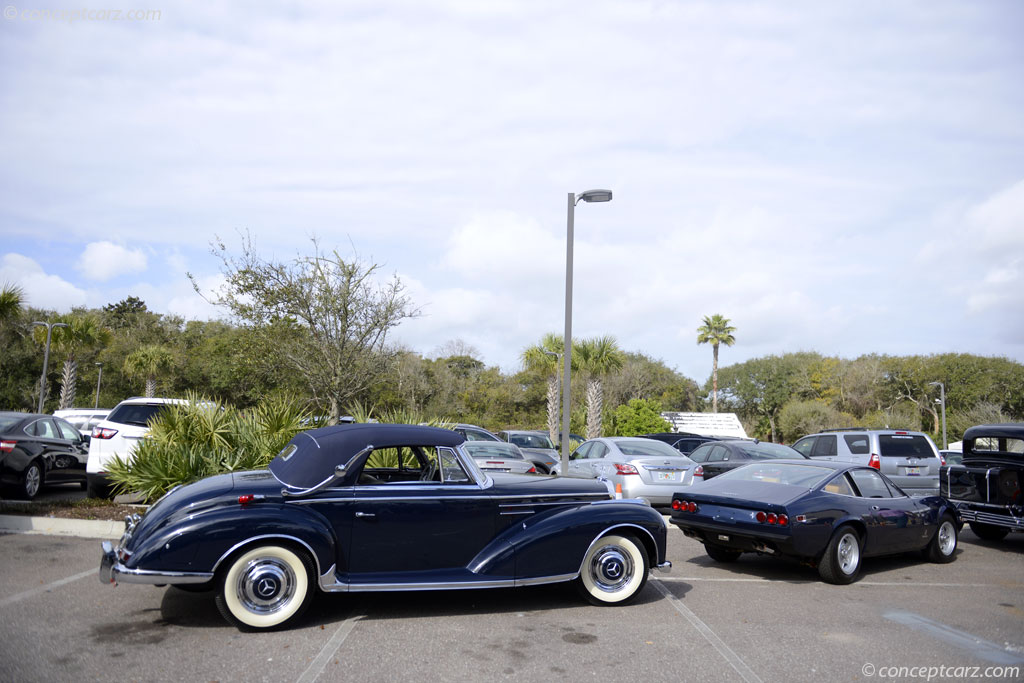 Auction results and sales data for 1956 mercedes benz 300 sc for Mercedes benz greenville sc