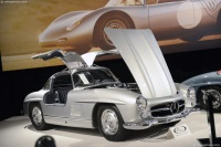 1956 Mercedes-Benz 300 SL.  Chassis number 198.040.6500052