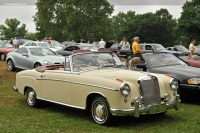 1956 Mercedes-Benz 220 Series image.