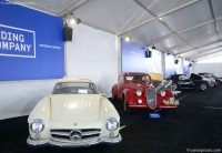 1956 Mercedes-Benz 300 SL.  Chassis number 198.040.5500646