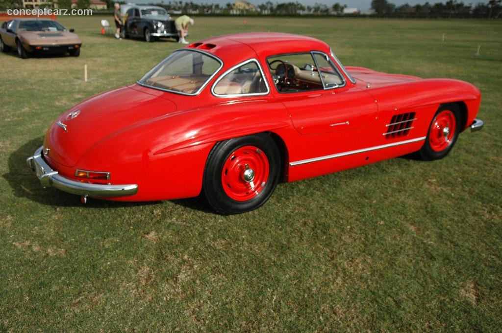 1956 Mercedes-Benz 300 SL Image. Photo 103 of 105