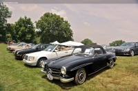 1957 Mercedes-Benz 190 SL