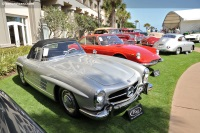 1957 Mercedes-Benz 300SL.  Chassis number 198.042.7500414