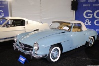 1957 Mercedes-Benz 190 SL.  Chassis number 121.042.7500052