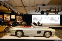 1957 Mercedes-Benz 300SL.  Chassis number 198.042.7500569