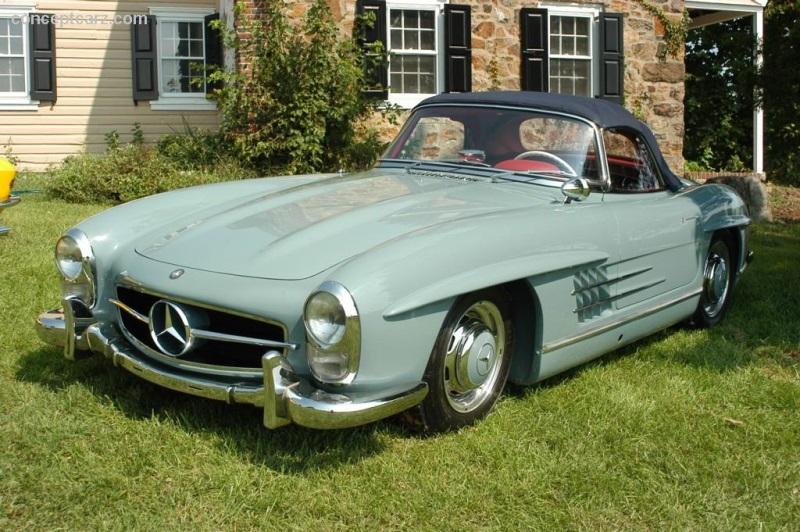 1957 Mercedes-Benz 300SL
