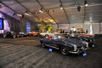 1957 Mercedes-Benz 300SL.  Chassis number 198.042.75.00195