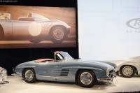 1958 Mercedes-Benz 300SL.  Chassis number 198.042.8500244