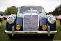 1958 Mercedes-Benz 220S.  Chassis number 180030Z8509581
