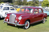 1959 Mercedes-Benz 220SE.  Chassis number 128010109500879