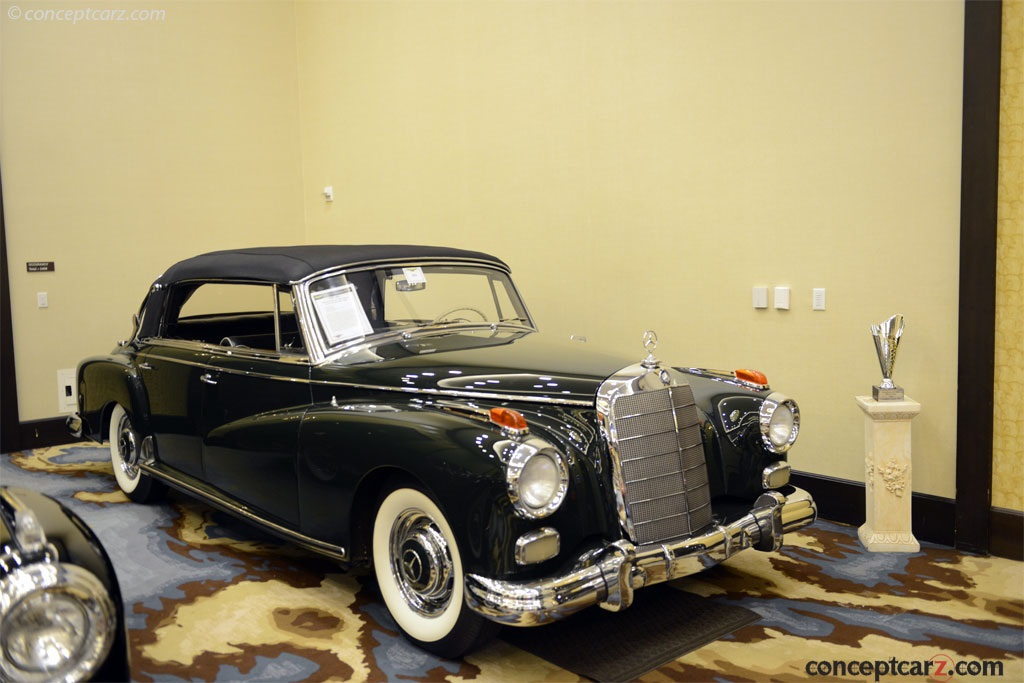 Auction results and sales data for 1959 mercedes benz 300d for 1959 mercedes benz