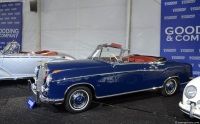 1960 Mercedes-Benz 220 Series.  Chassis number 128.030.10.002429